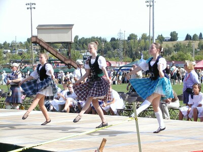 2001 Calgary Highland Games 43