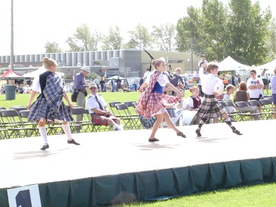 2001 Calgary Highland Games 41