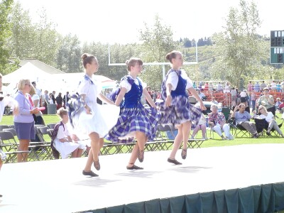 2001 Calgary Highland Games 40