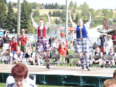2001 Calgary Highland Games 36