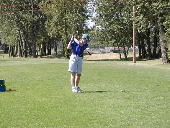 2001 St. Andrew's Golf Tournament 13