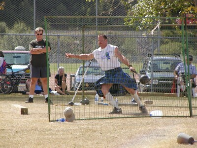 2001 Calgary Highland Games 30