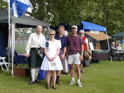 2001 Calgary Highland Games 14