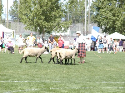 2001 Calgary Highland Games 10