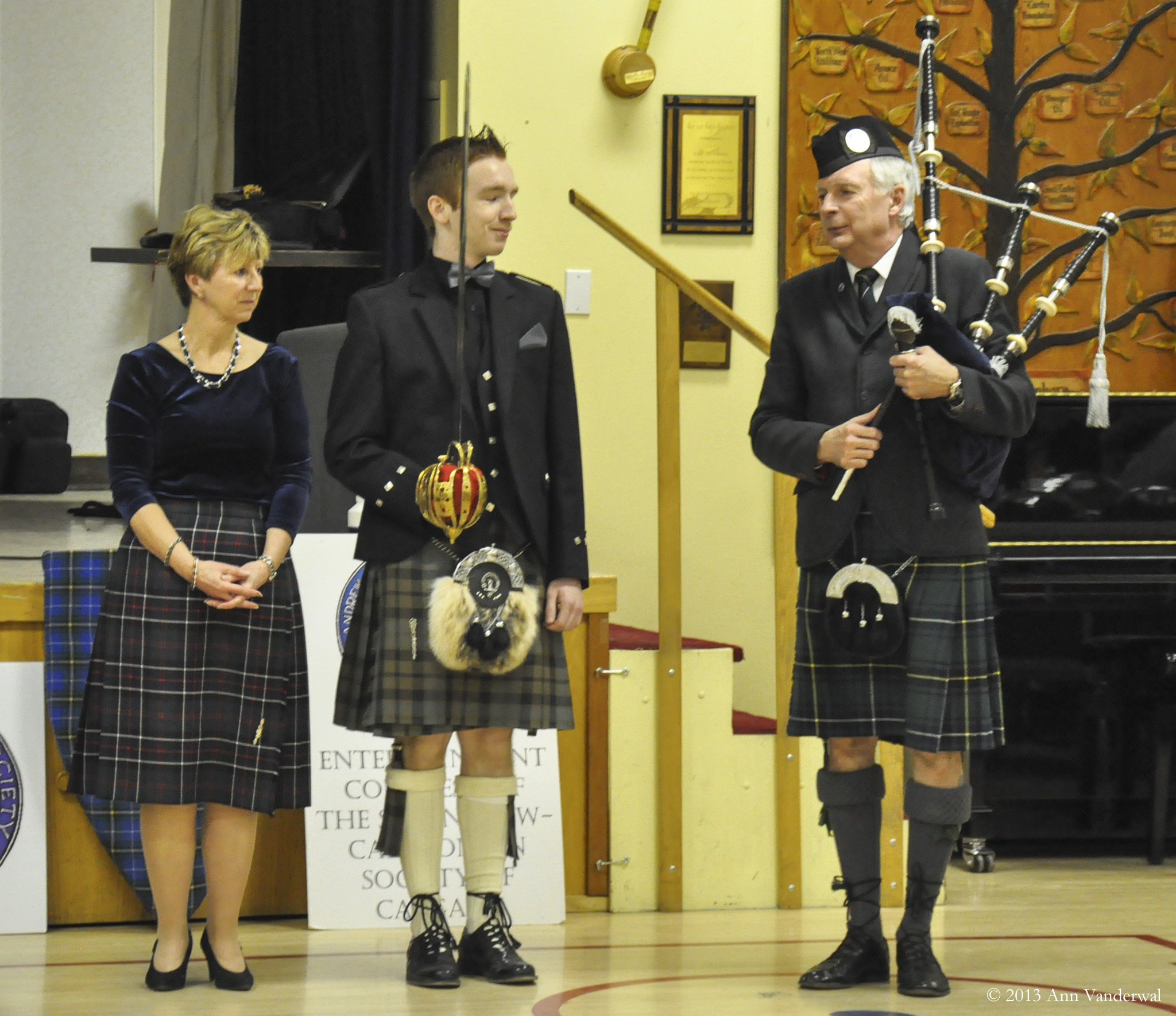 2013 Robbie Burns Dinner 22