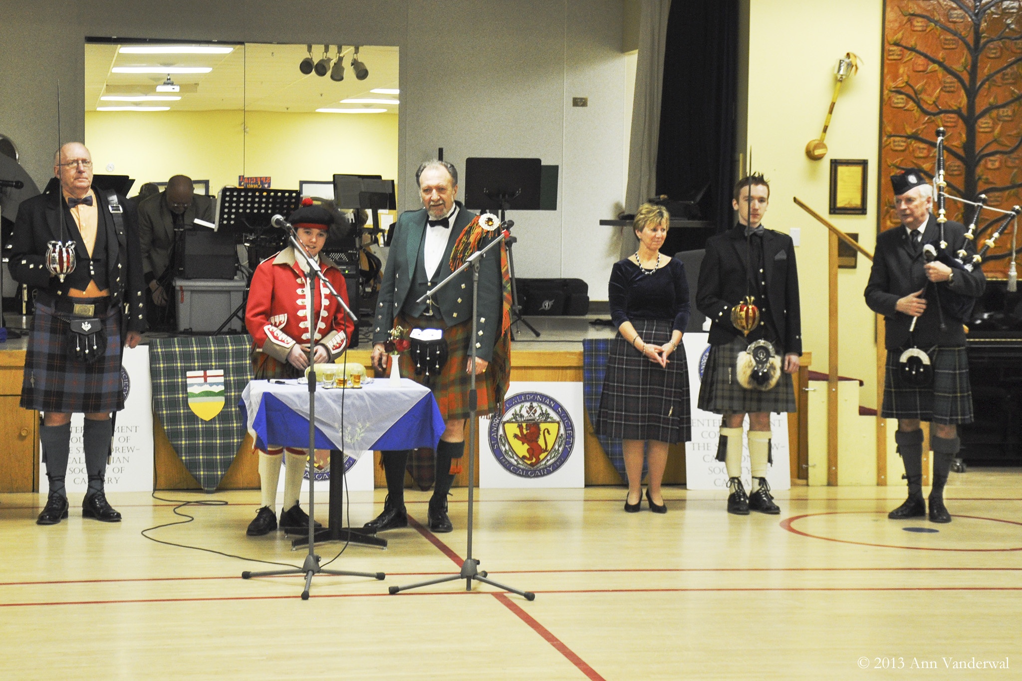 2013 Robbie Burns Dinner 20
