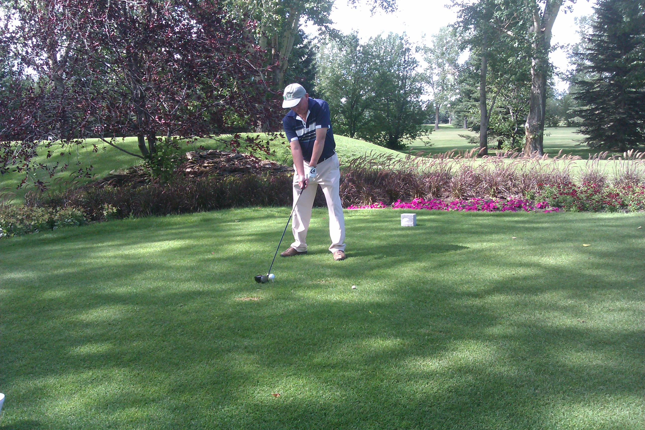 2013 St. Andrew's Golf Tournament 16