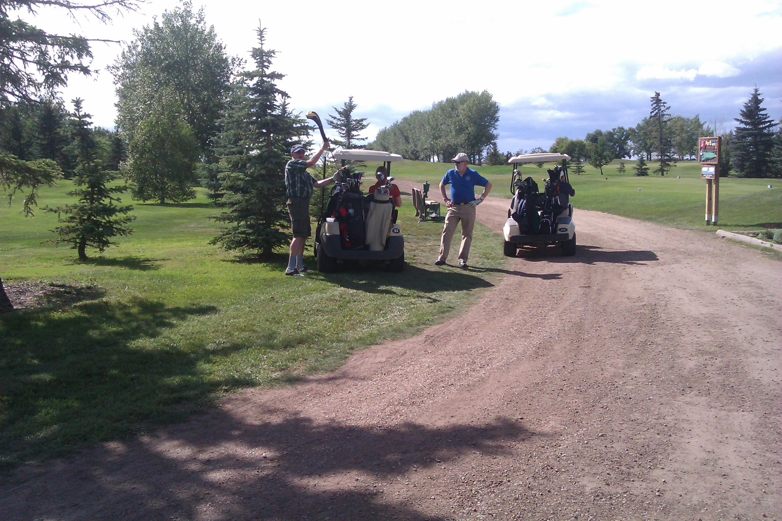 2013 St. Andrew's Golf Tournament 13