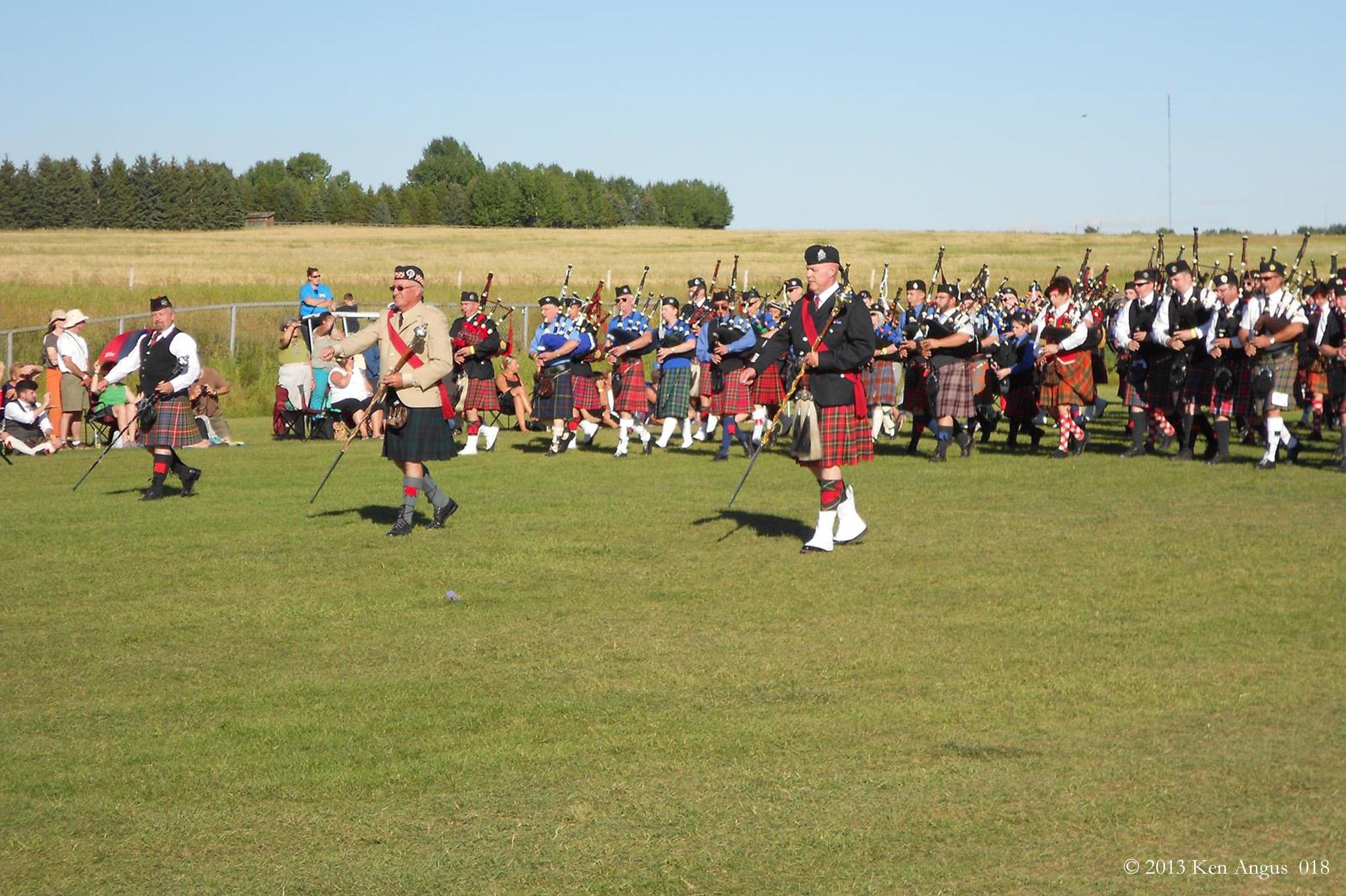 2013 Calgary Highland Games 01