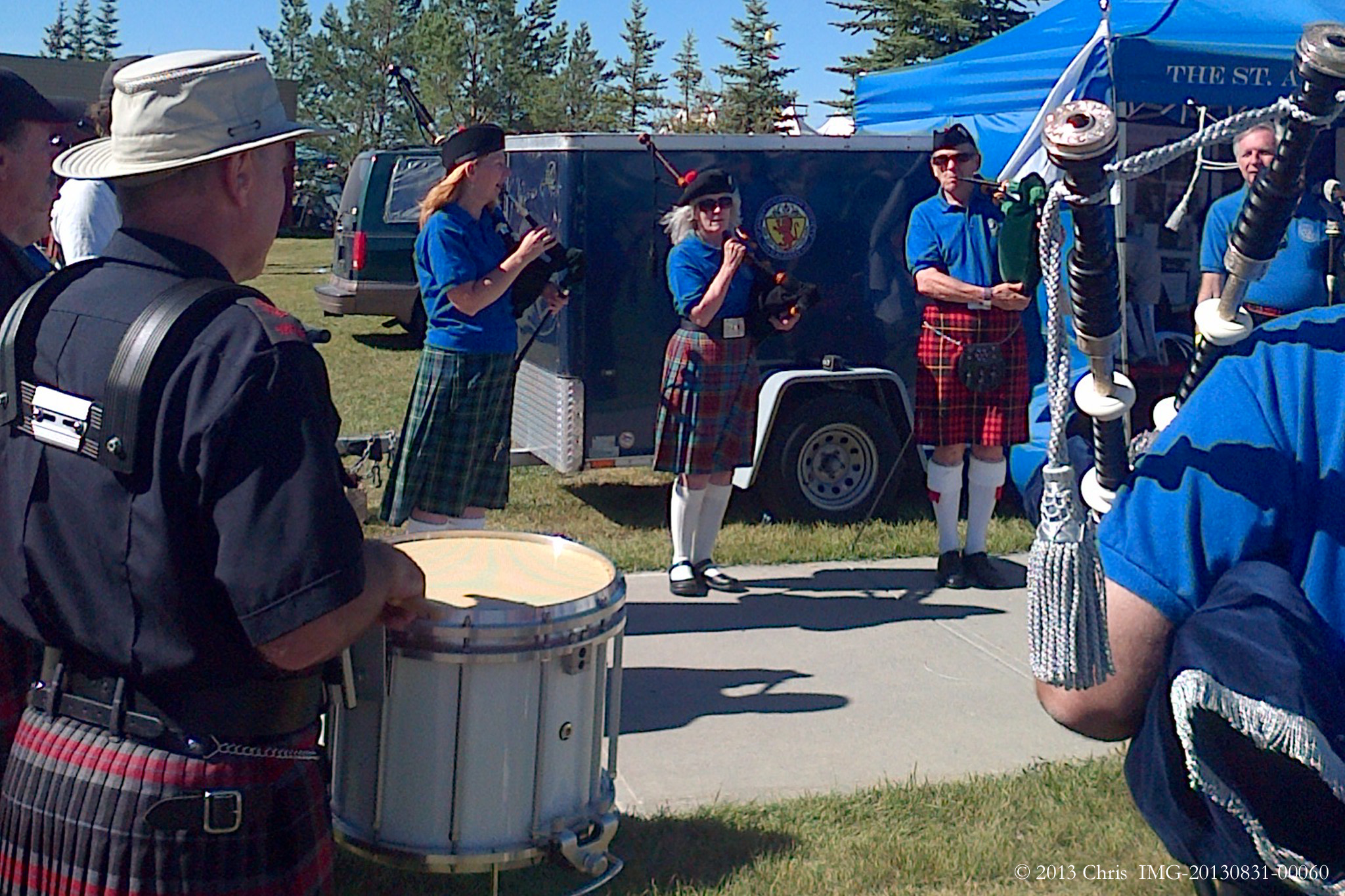 2013 Calgary Highland Games 06