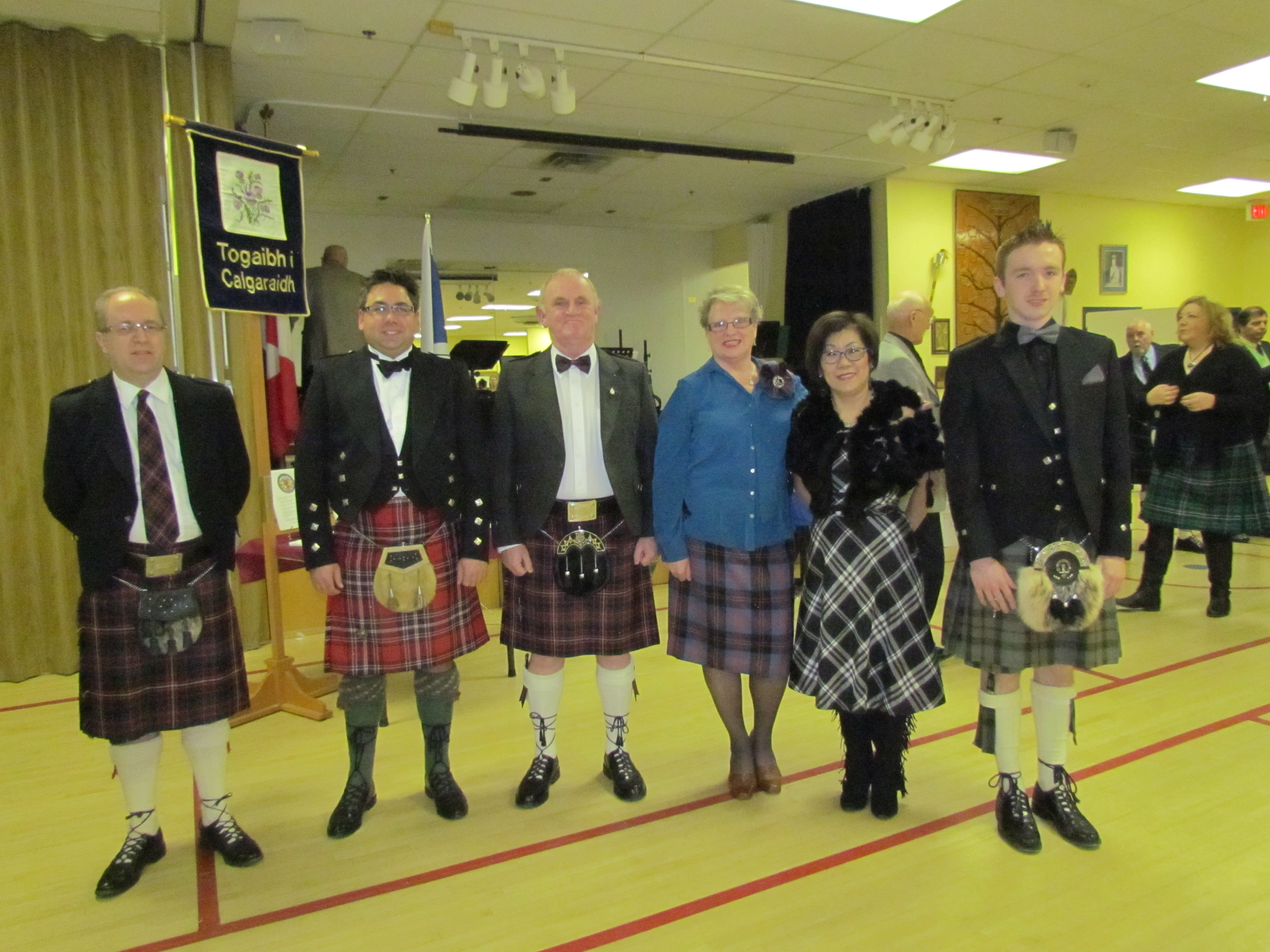 2013 Robbie Burns Dinner 01
