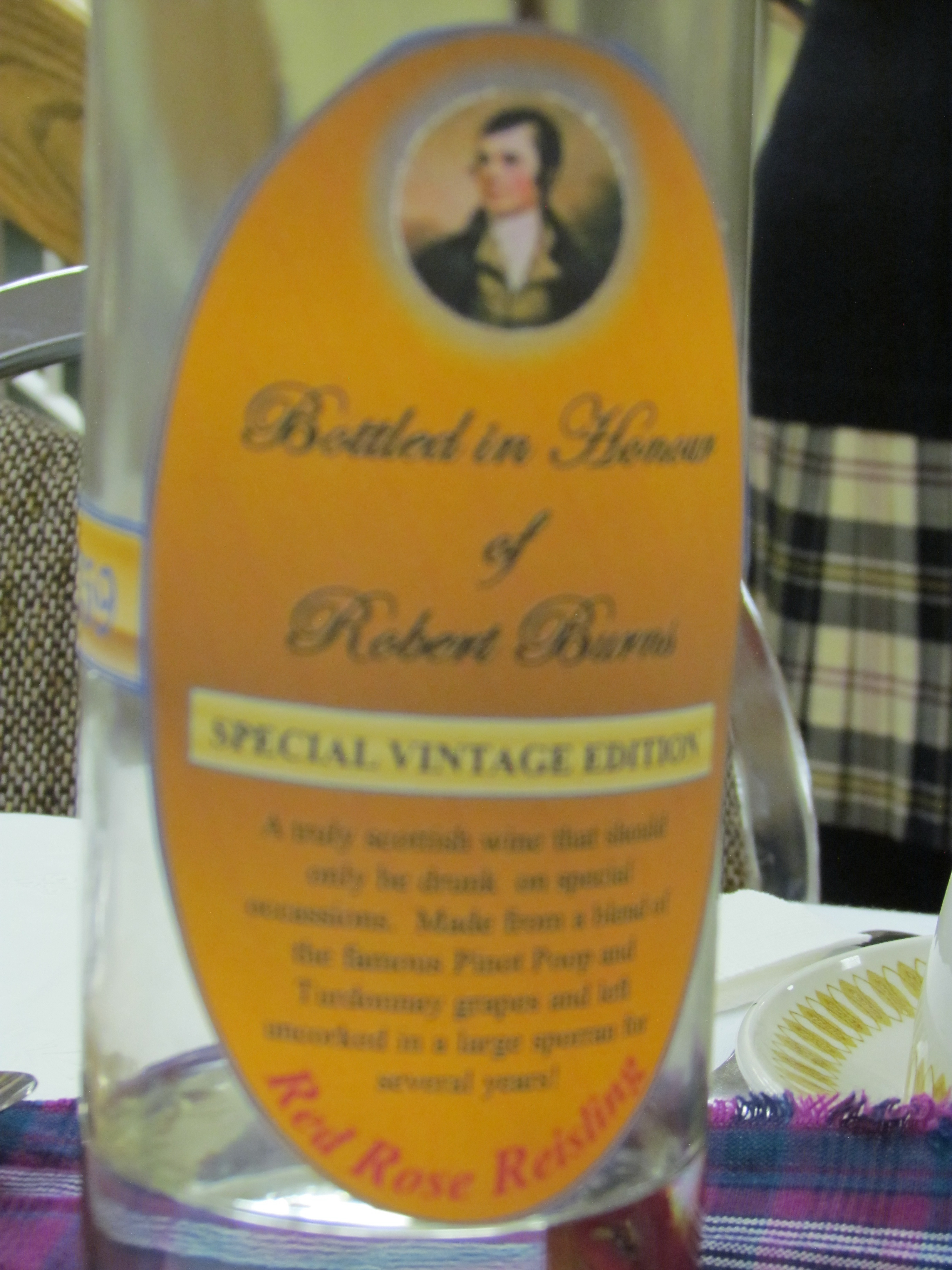 2013 Robbie Burns Dinner 08