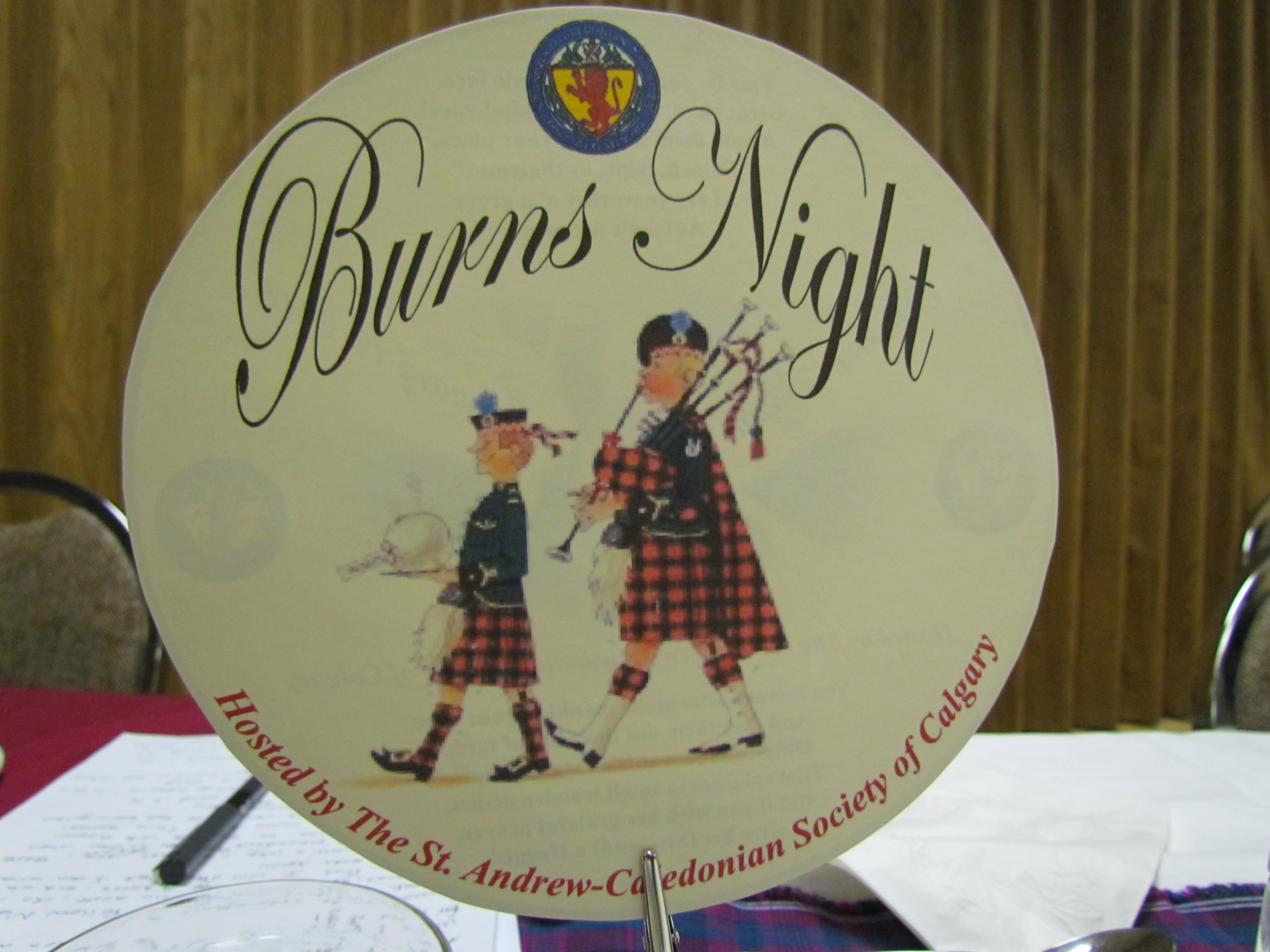 2013 Robbie Burns Dinner 11
