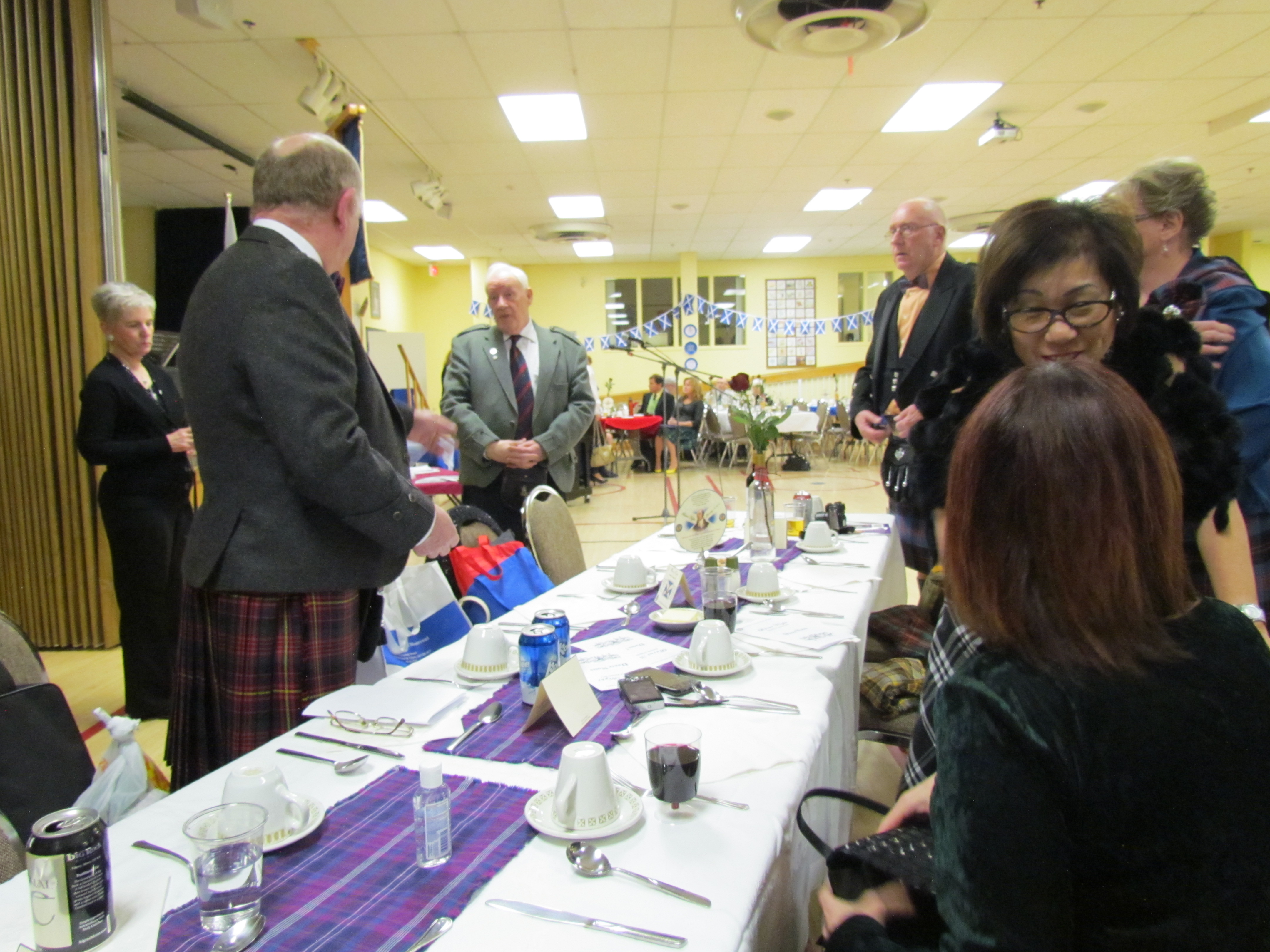 2013 Robbie Burns Dinner 12