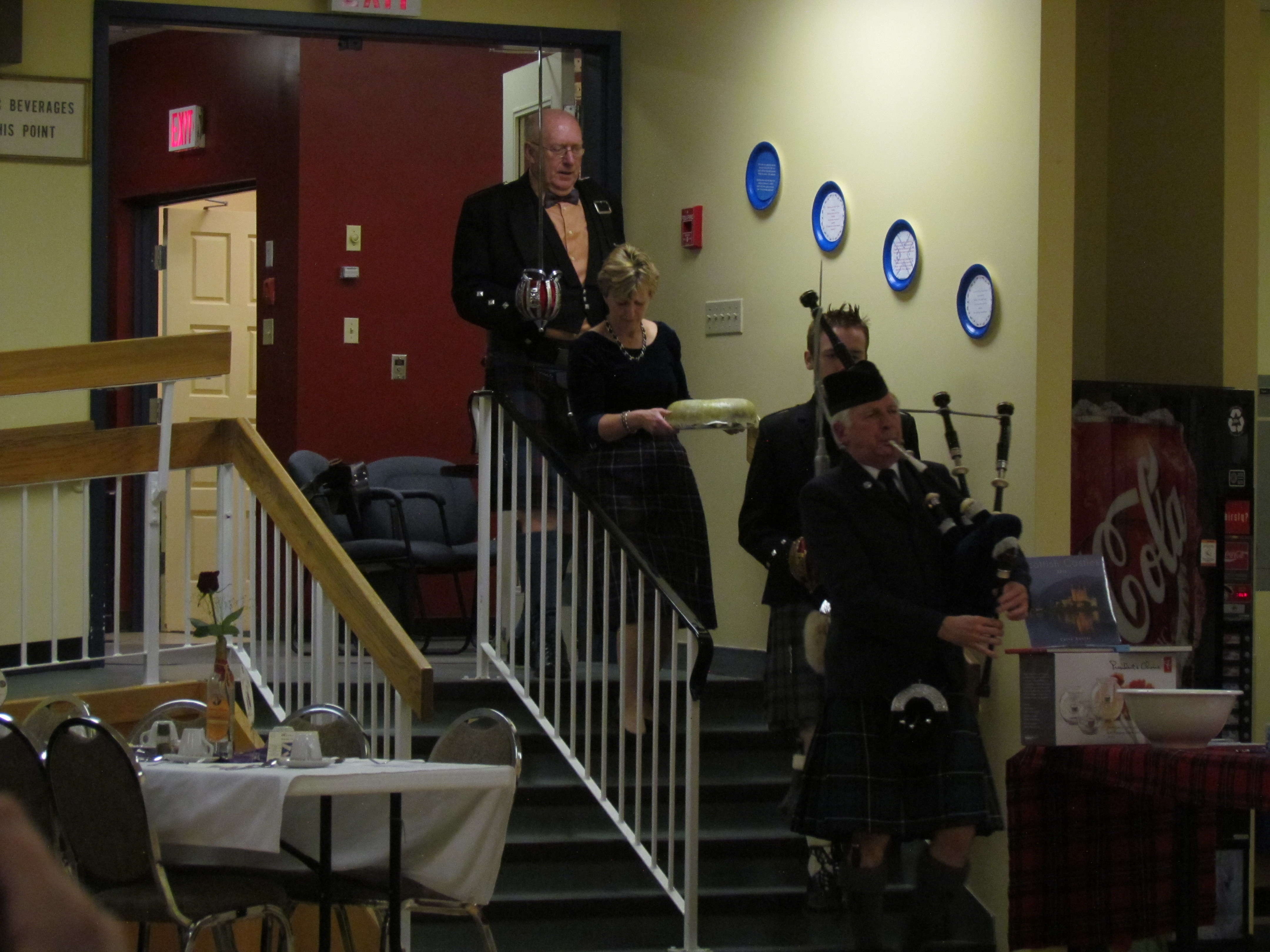 2013 Robbie Burns Dinner 16