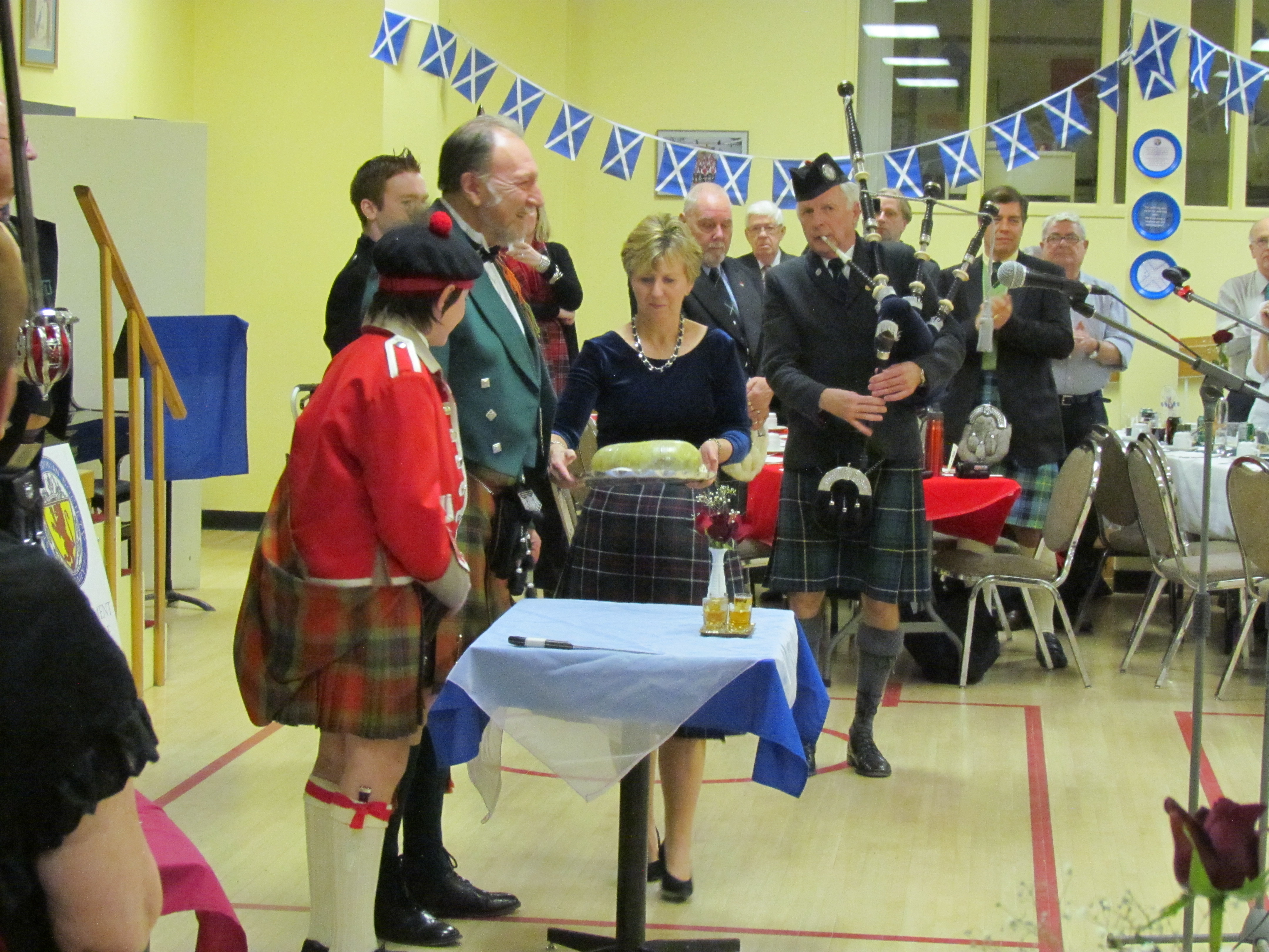 2013 Robbie Burns Dinner 17
